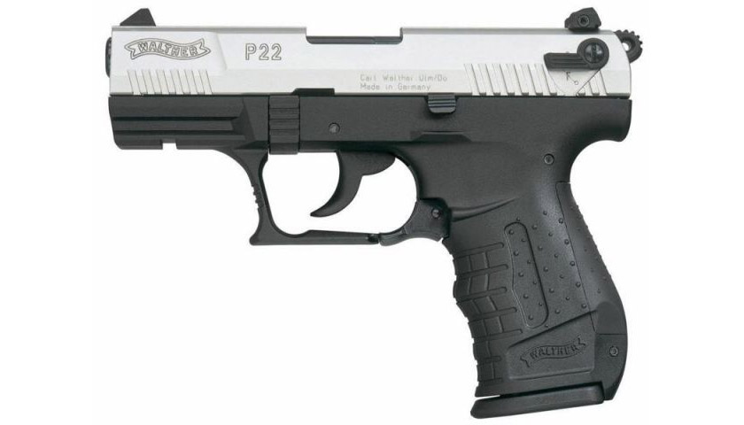 Gázpisztoly Umarex Walther P22 cal. 9mm bicolor