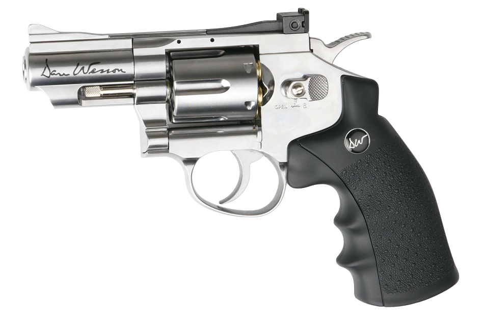 "Légpisztoly Dan Wesson 2,5"" cal. 4,5 mm revolver"