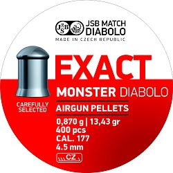 JSB Exact Monster cal. 4,52mm