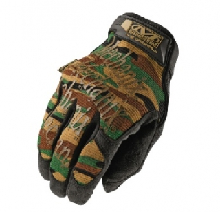 Taktikai kesztyű Mechanix Wear Original Woodland