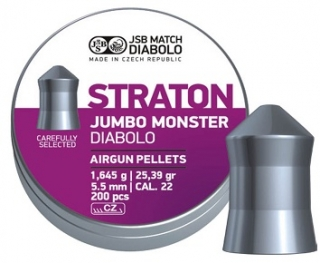 JSB Straton Jumbo Monster 5,51mm 200db