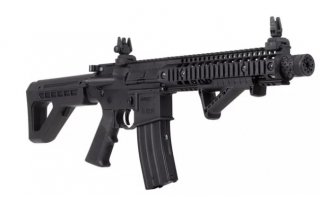 Légpuska Crosman DPMS SBR Full-Auto 4,5mm