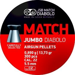 JSB Jumbo Match cal. 5,5mm
