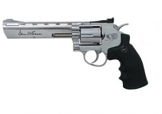 "Légpisztoly Dan Wesson 6"" cal. 4,5 mm revolver"