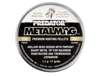 Predator MetalMag 5,5mm
