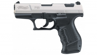 Gázpisztoly Umarex Walther P99 bicolor cal.9mm